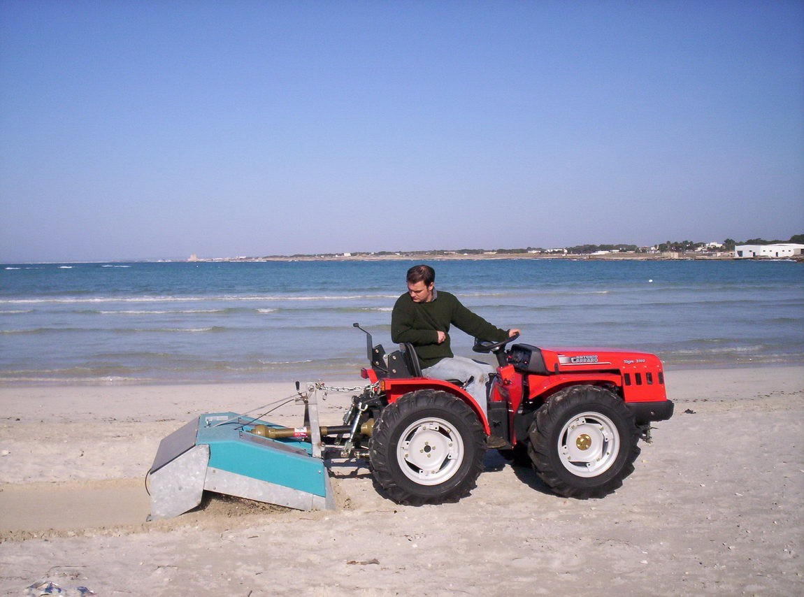 Beach Cleaner Kangur 1 2