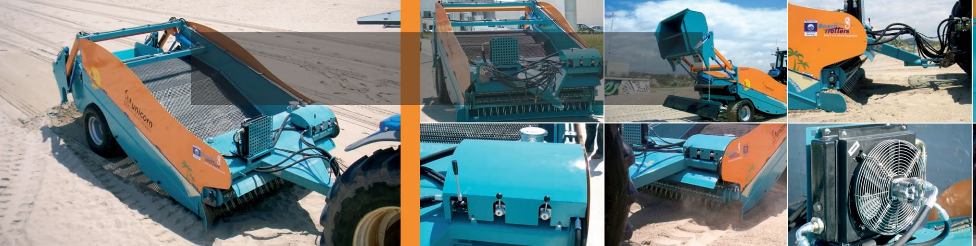 Beach Cleaner Machines